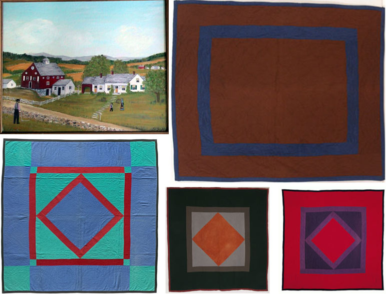 The History of The American Quilt: Amish Quilts - Pattern Observer : amish quilts designs - Adamdwight.com