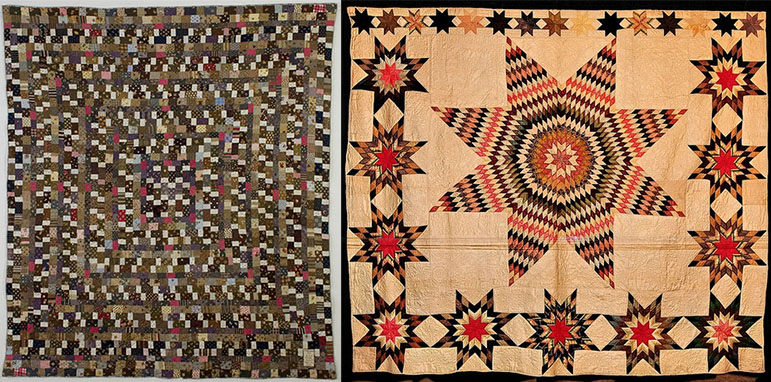 The History of The American Quilt: 19th Century - Pattern Observer : quilts history - Adamdwight.com