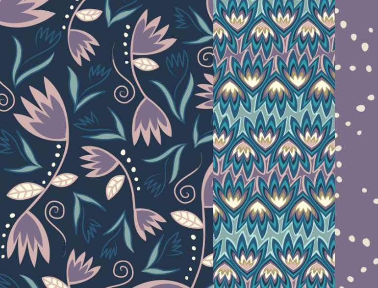 developing a print collection for your portfolio - Textile Design Blogs