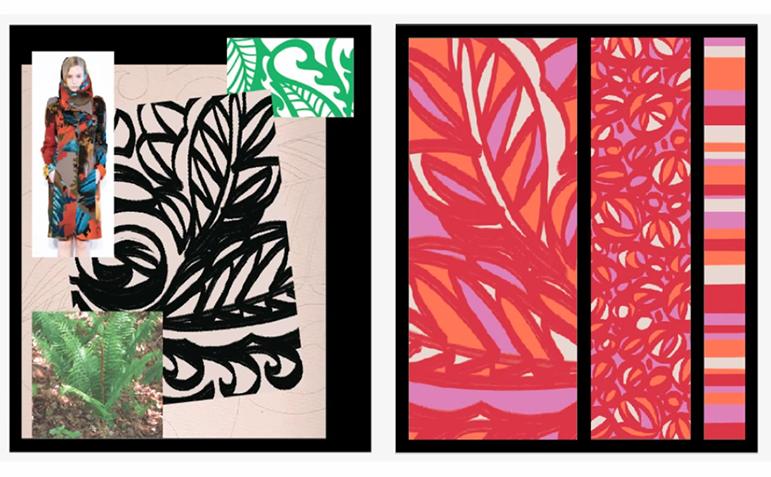 pattern design portfolio