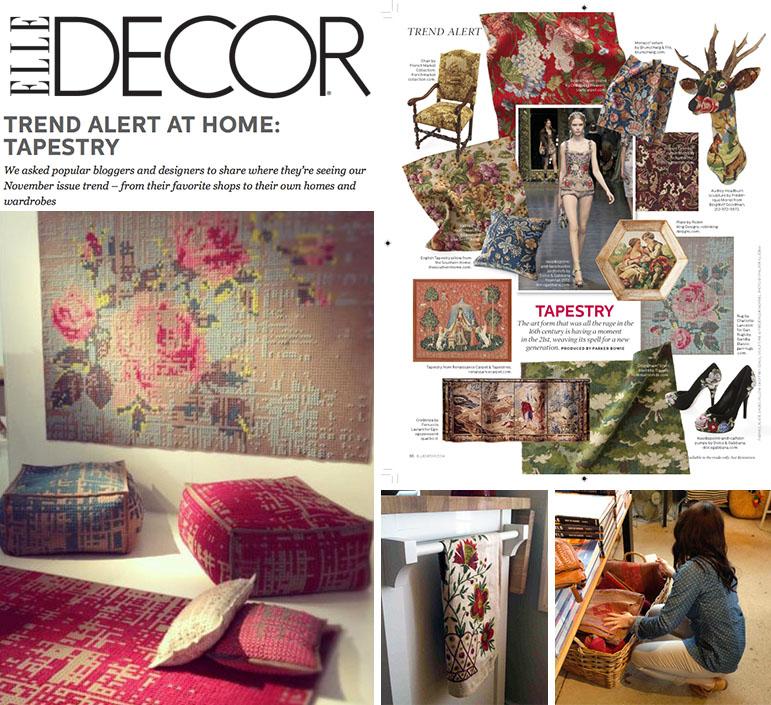 Trend Alert Dalmatian Print Home Decor: Pattern Observer On Elle Decor