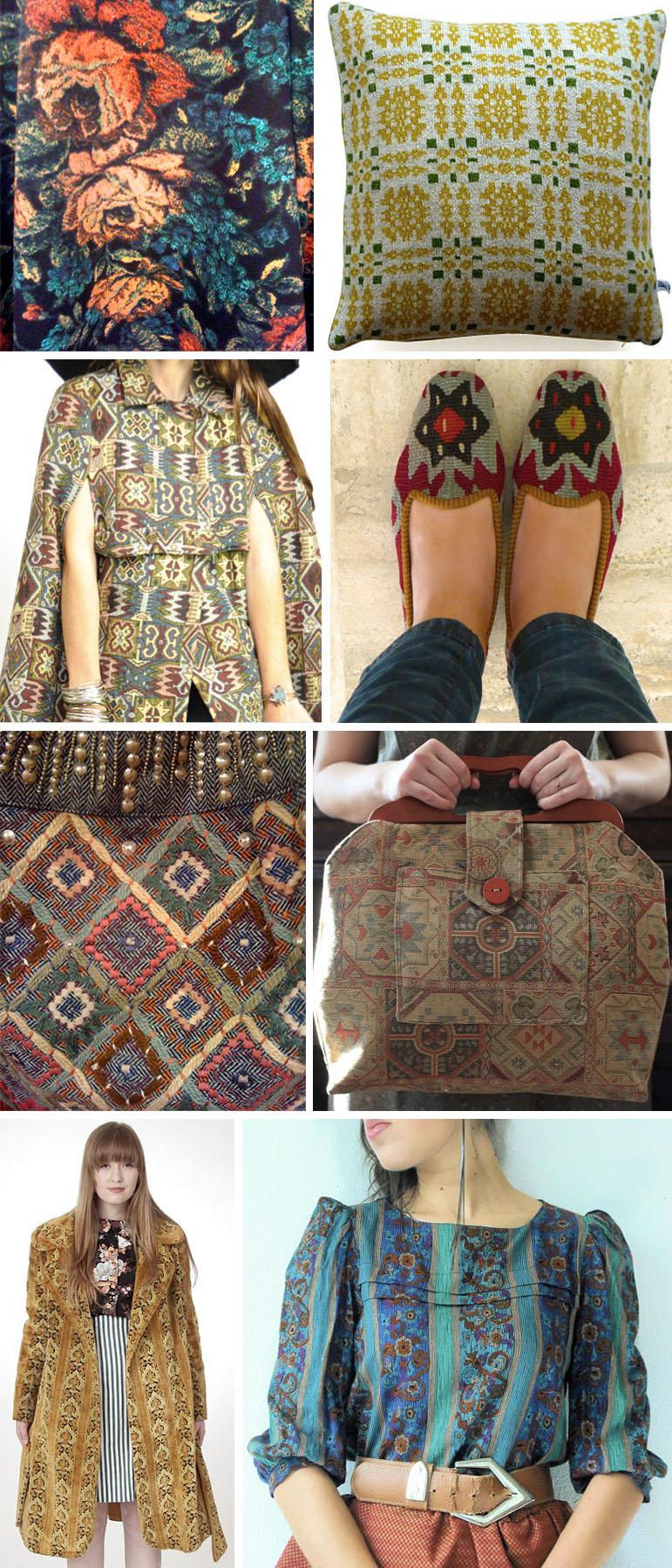 tapestry street patterns