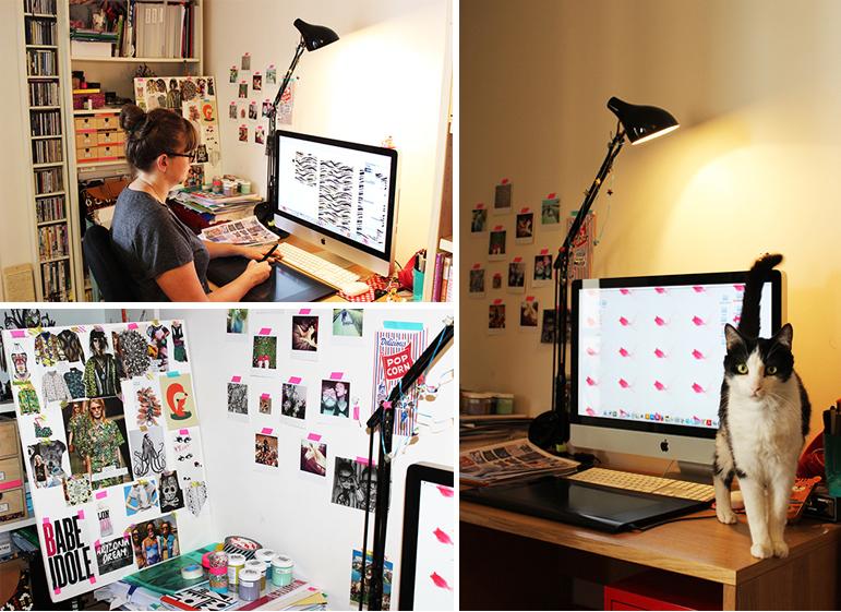 interview constellation studio pattern observer. Black Bedroom Furniture Sets. Home Design Ideas