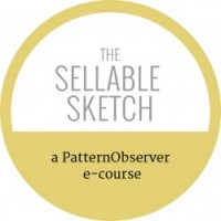 The Sellable Sketch - A Pattern Observer E-Course
