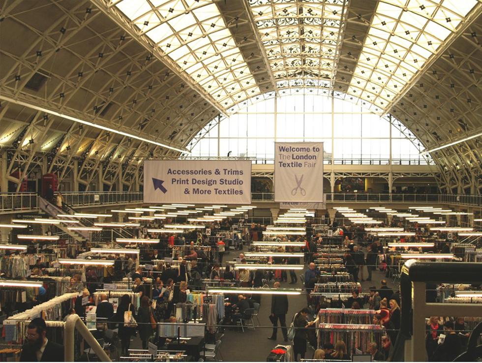 London Textile Fair
