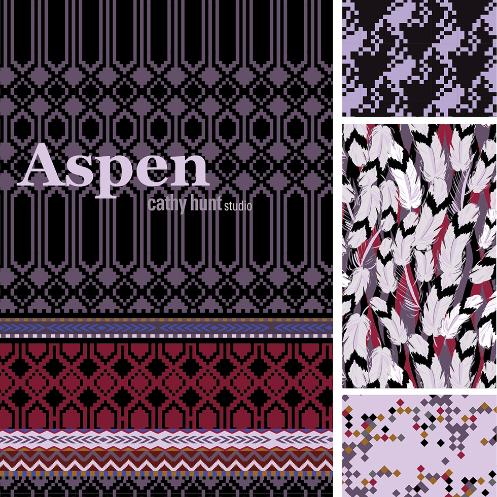 Textile Design Courses_ASPEN_cathyhunt