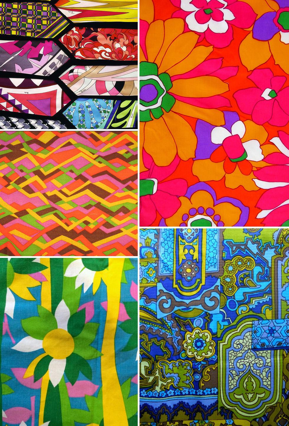 1960's textile designers- Pattern Observer