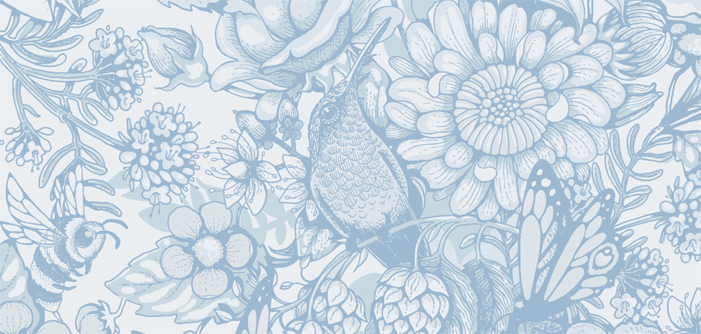 IMG 11 - Beauty monochrome blue
