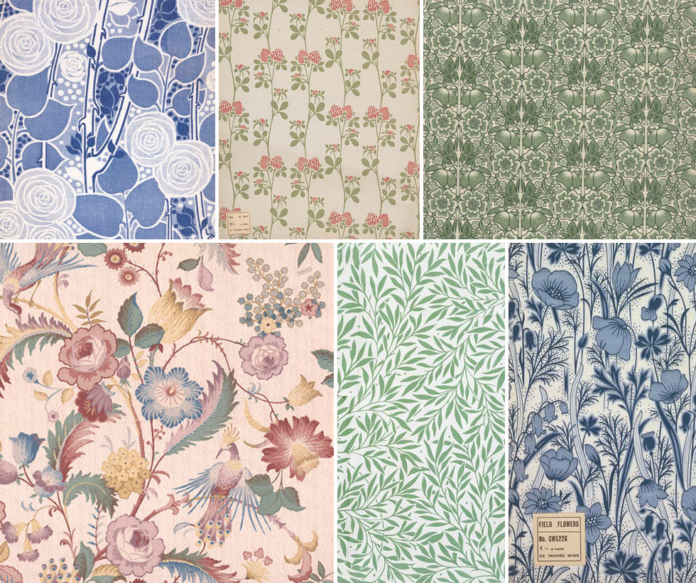 The History Of Surface Design Liberty Style Pattern