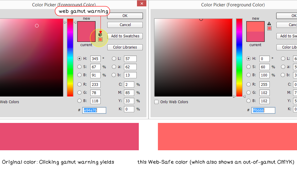 how to set rgb color in photoshop