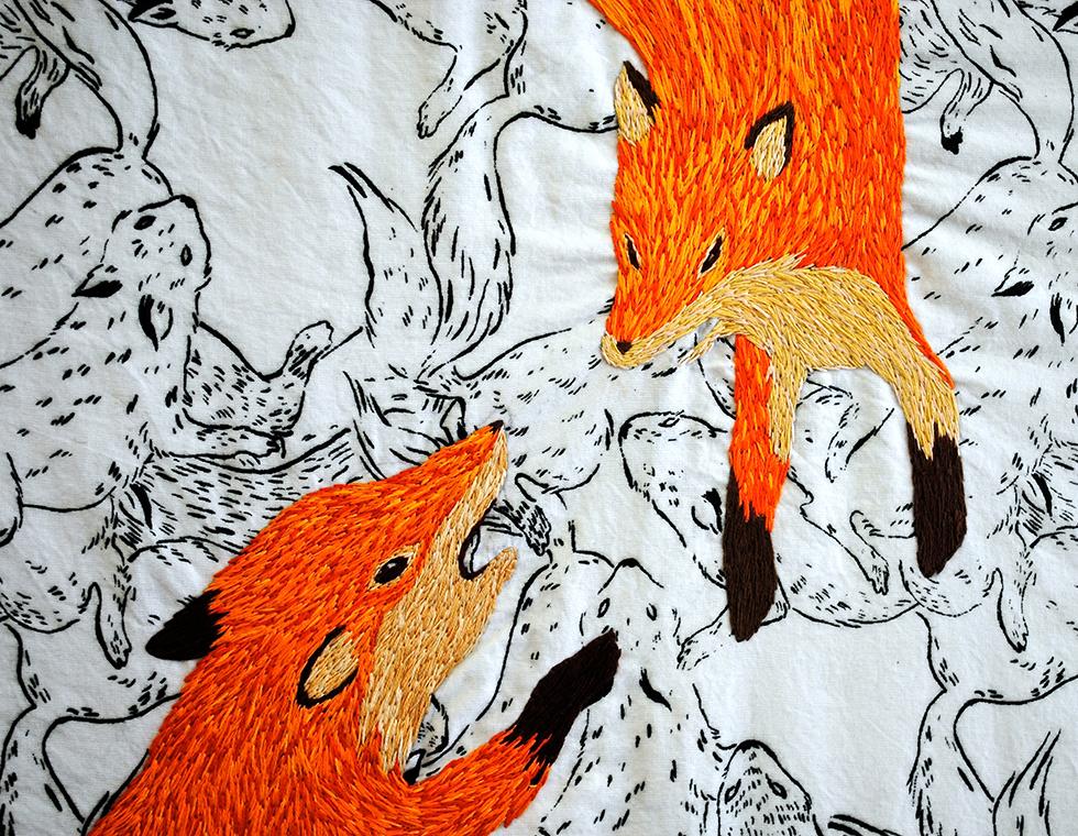 Featured Textile Designer Cara Mccaughey Pattern Observer