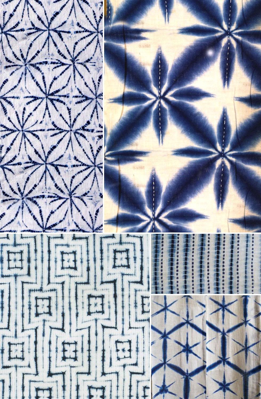 history of surface design: shibori - pattern observer