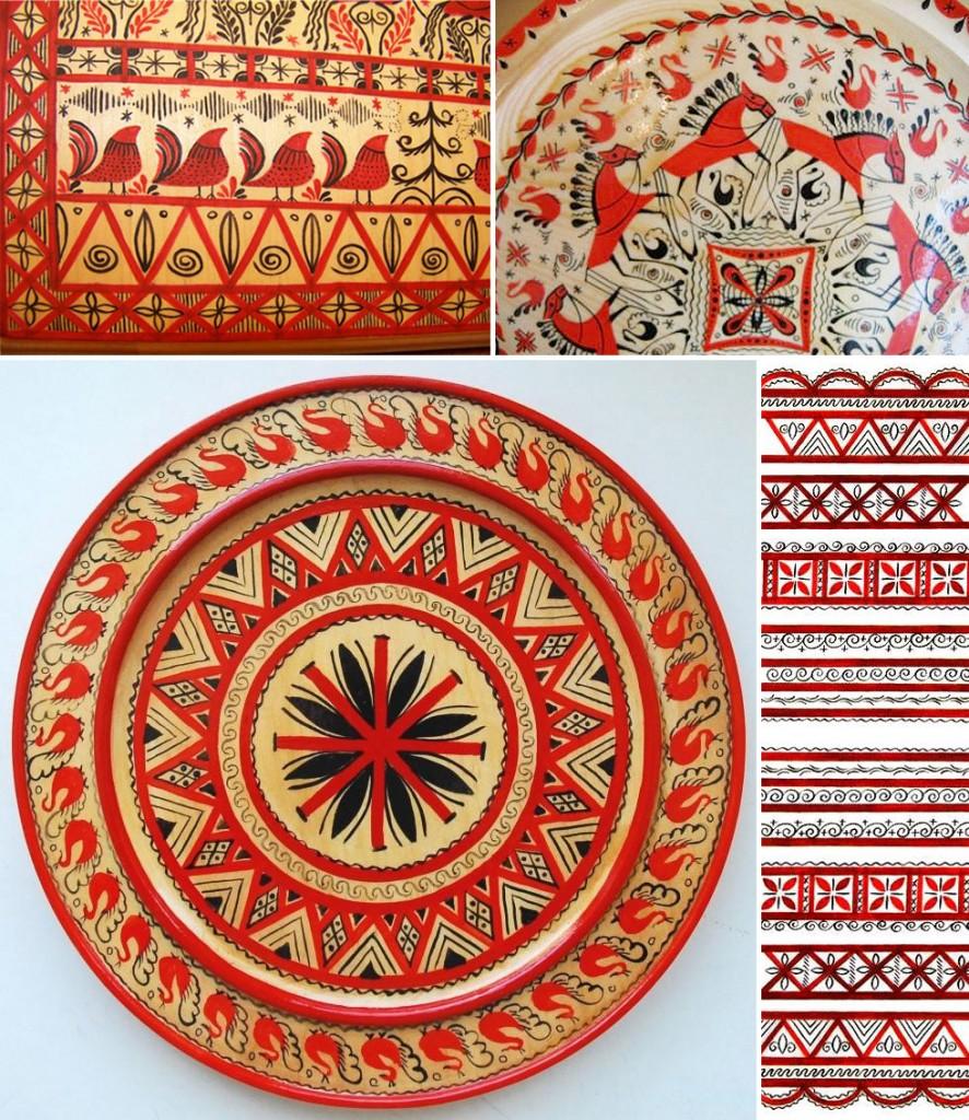 Russian Folk Patterns - Part One - Pattern Observer