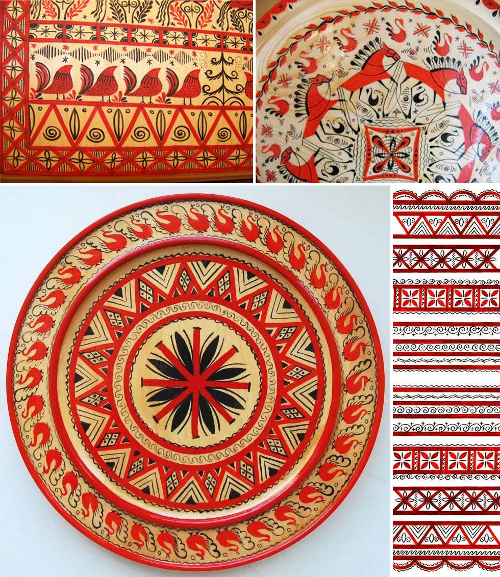 PO - russian folk - mezen