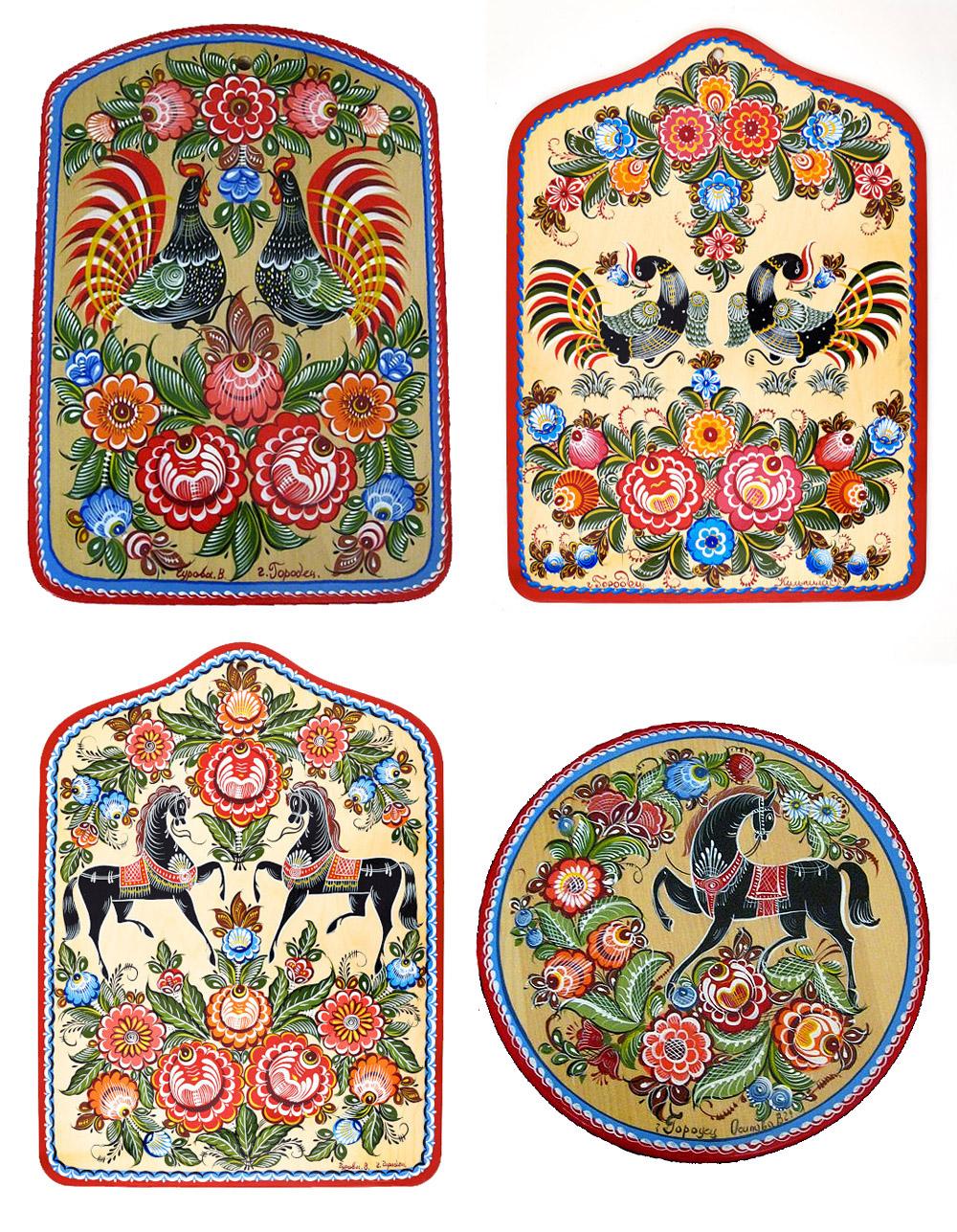 PO - russian folk - gorodets 2