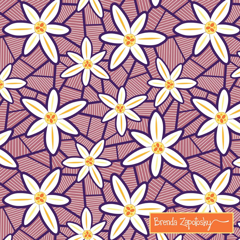 Lilies by Brenda Zapotosky
