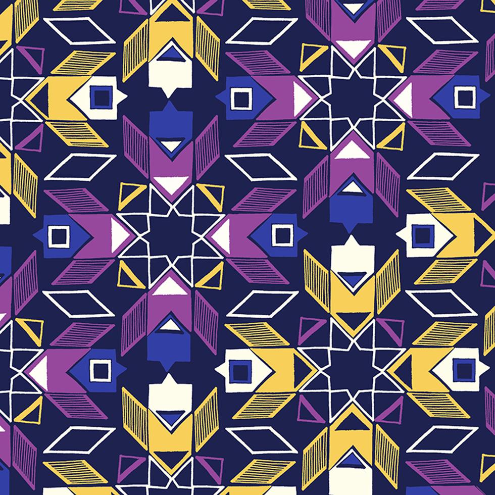 Morocco - Arrow Tile