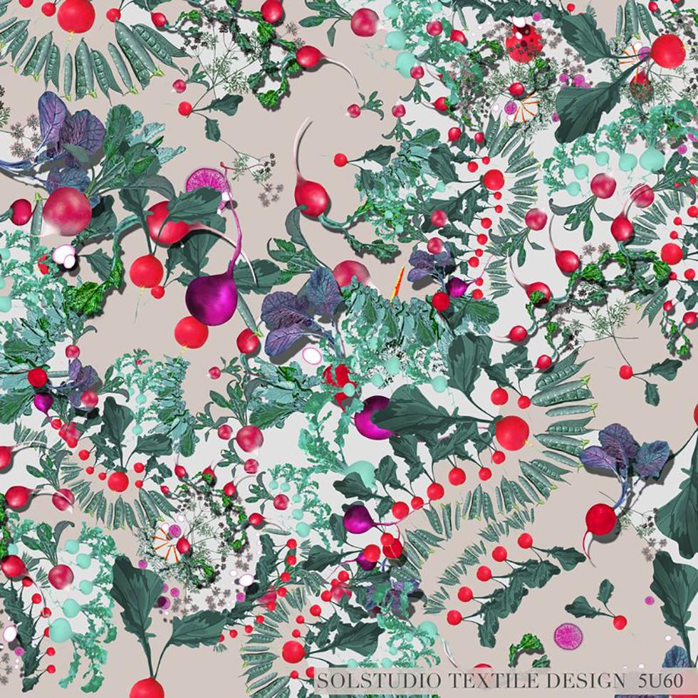 Solstudio Textile Design: Birds