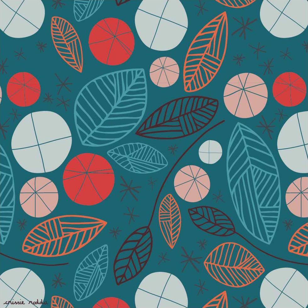 Textile Design Lab Member Spotlight: Crissie Rodda