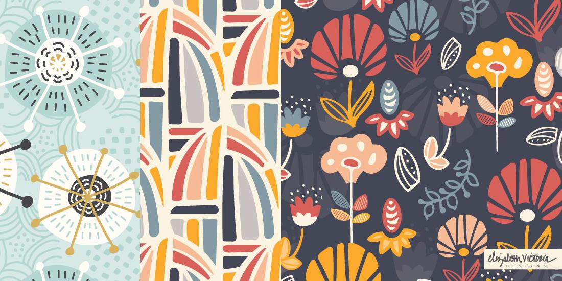 Patterns by Beth Schneider