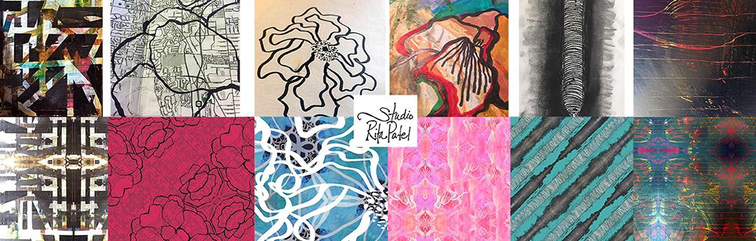 Rita Patel, featured designer on Pattern Observer https://patternobserver.com/2016/07/28/featured-designer-rita-patel/