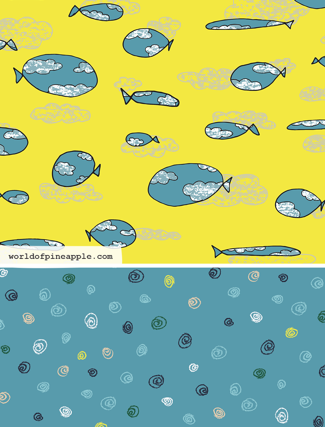 Surface Pattern Design by PINEAPPLE Studio (4)