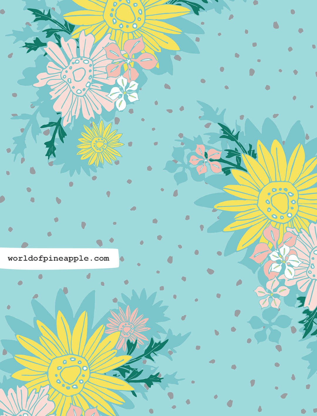 Surface Pattern Design by PINEAPPLE Studio (5)