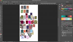 """My Messy Photoshop """"Floor"""""""