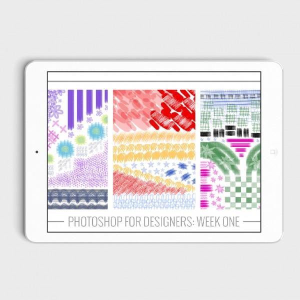 Photoshop For Designers Workshop