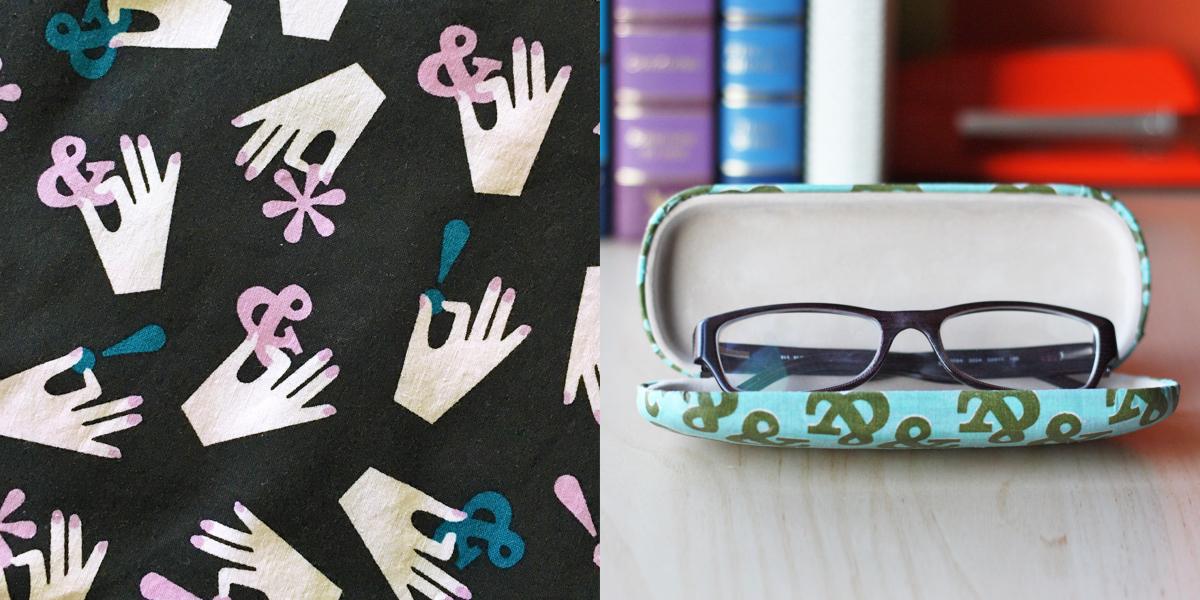 Jessica Jones Typography fabric