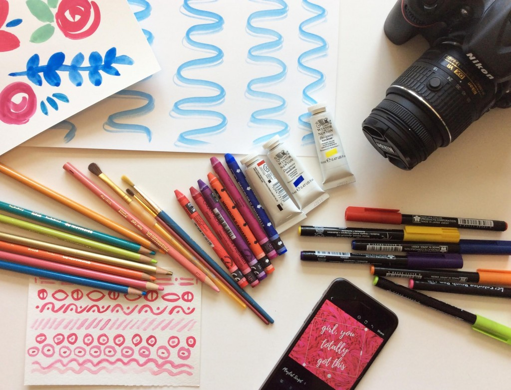 Chris Olson Surface Pattern Design Marketing