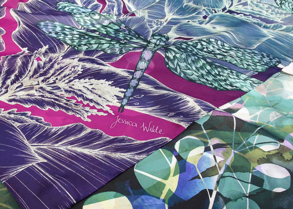 Botanical-Silk-Scarves-Jessica-Wilde-Jessica-Wilde