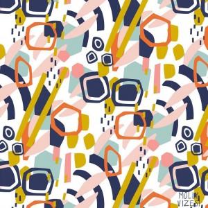 Pattern by Molly Vizesi