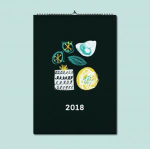 Taaryn Brench 2018 Calendar