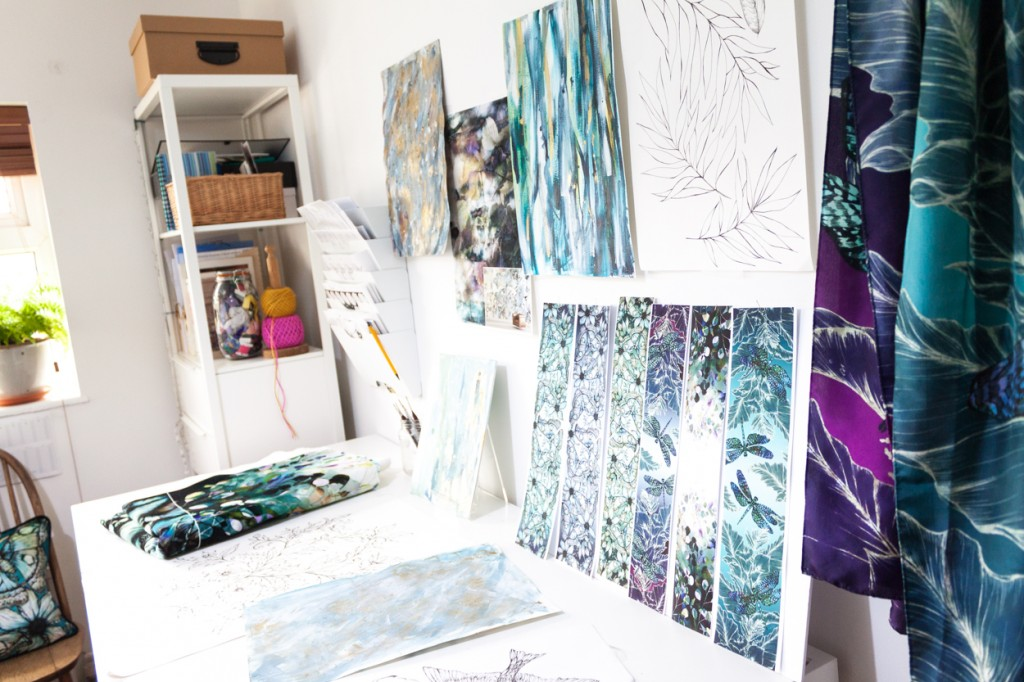 Jessica Wilde-studio-Pattern Observer