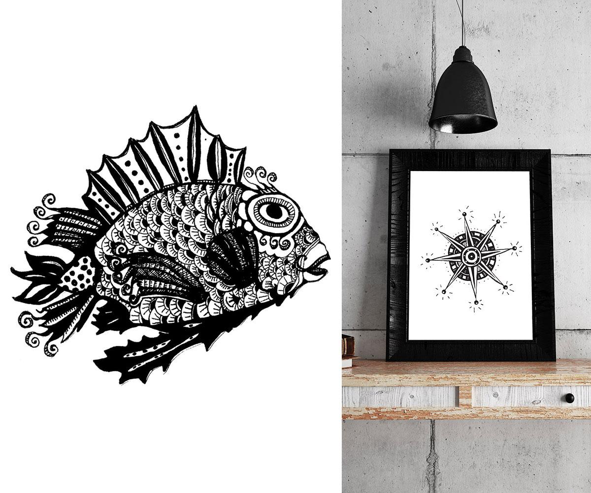 Mary-Edwards-Surtex-2018-fish