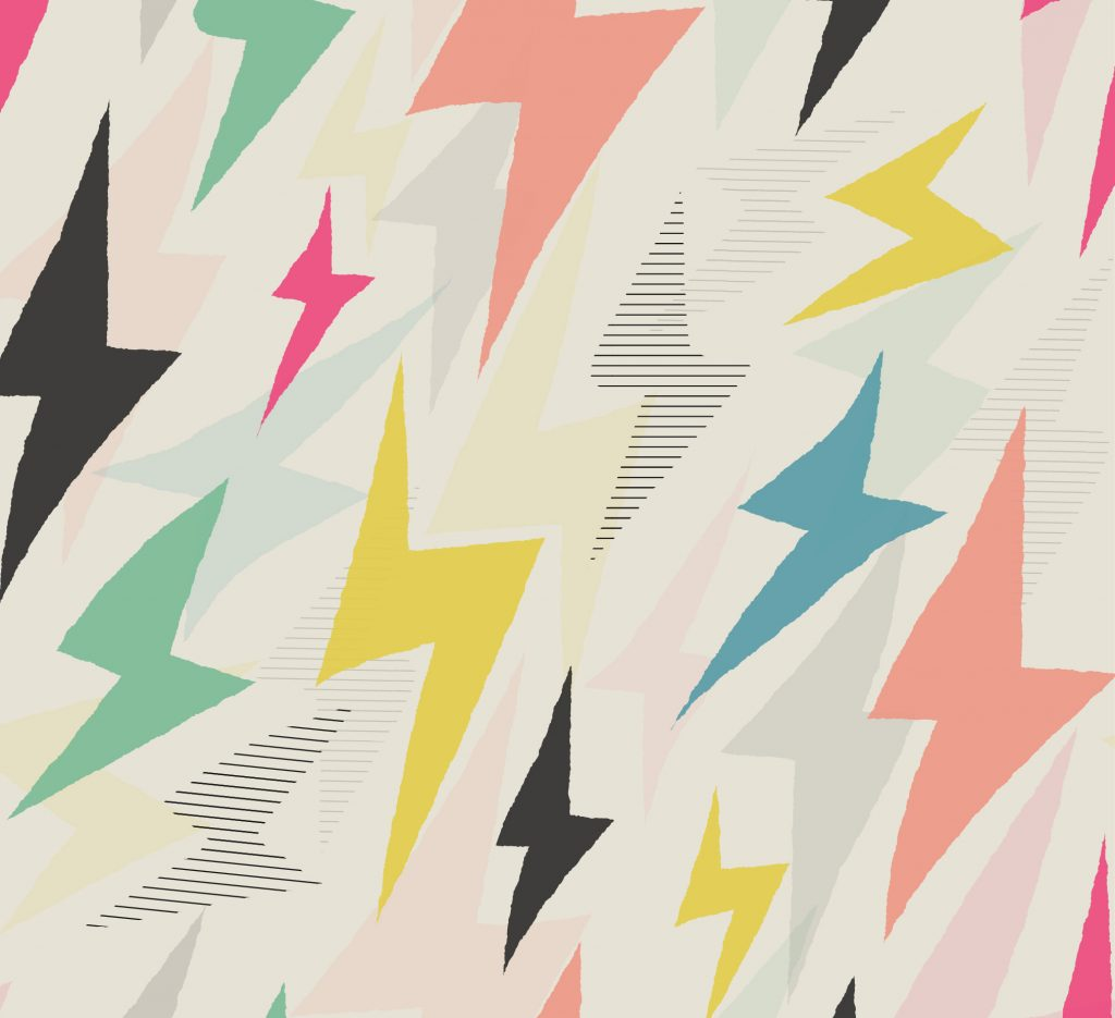 Fun pattern by Amelia Robson