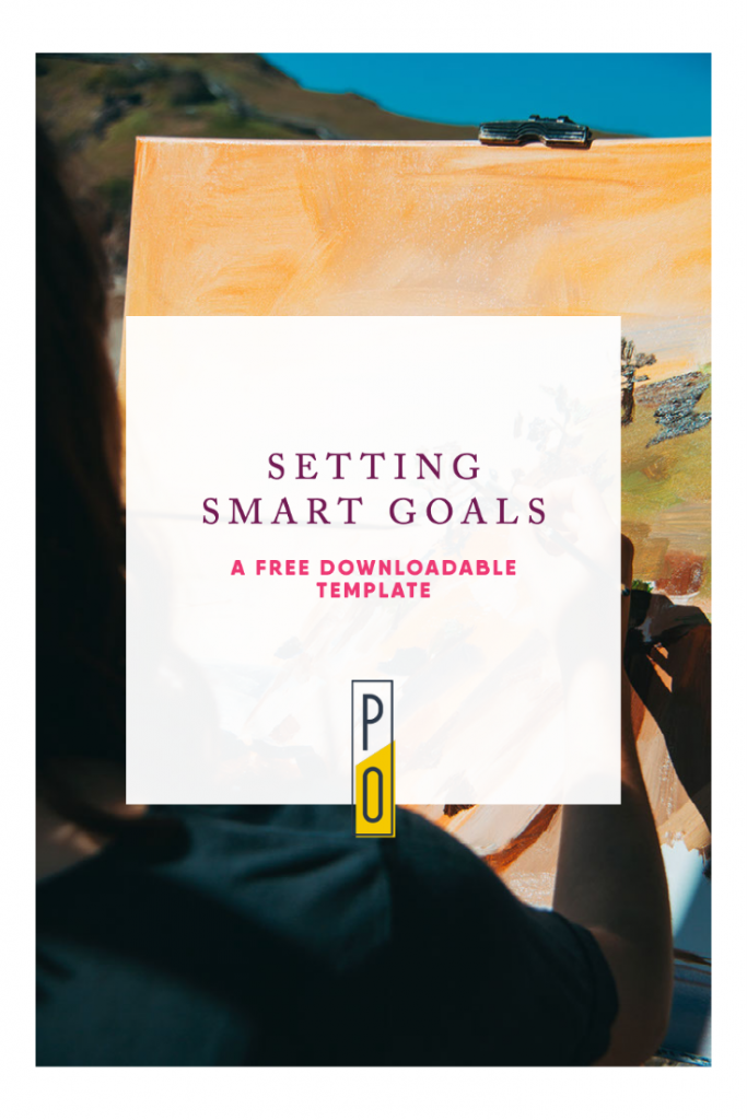 Free Template For SMART Goals